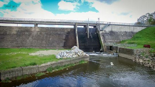 Barrage de la Cantache - Vitré (35)