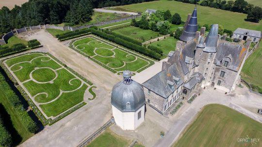 Chateau des Rochers Sévigné - Vitré (35)