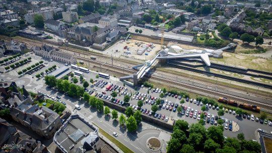 La gare de Vitré (35)