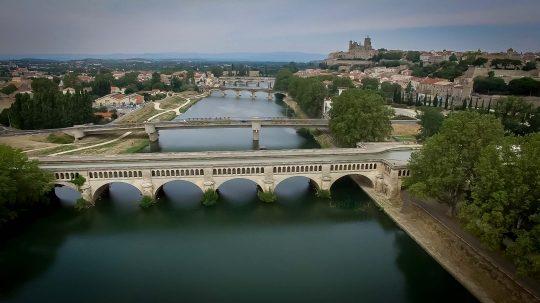 Pont Canal de l'Orb - Beziers (34)